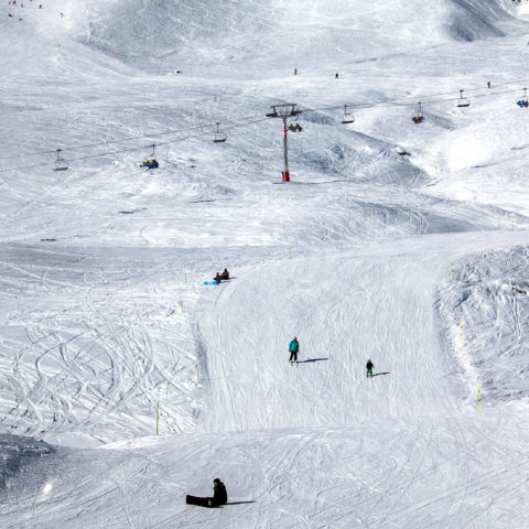 Gudauri Winter