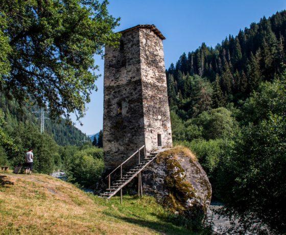 Svaneti Love tower
